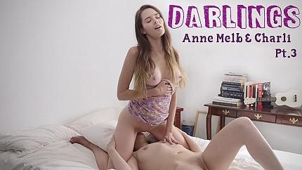 Emerald Australian Women Porn Stars - Anne Melb & Charli - Darlings pt3